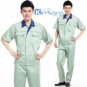 Đồng phục bảo trì khách sạn - Công ty May Kim Vàng