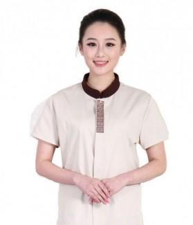 Đồng phục tạp vụ đẹp, giá rẻ, may nhanh - Công ty May Kim Vàng