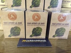 trà atiso trở thành su hướng tiêu dùng của phụ nữ, cánh đàn ông và cho cả gia đình.