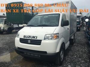 Xe tải nhỏ Suzuki Pro 740kg/ 750kg đóng sẵn thùng giao xe nhanh khuyến mãi lớn.