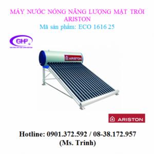 Máy nước nóng năng lượng mặt trời Ariston ECO 1616 25 132L