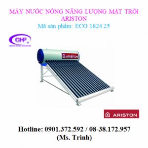 Máy nước nóng năng lượng mặt trời Ariston ECO 1824 25 300L