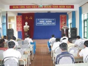 CHỨNG CHỈ SƯ PHẠM DẠY TRUNG CẤP NGHỀ, CAO ĐẲNG NGHỀ - toàn quốc