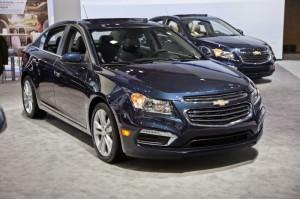 tin Shock! Chevrolet Cruze 2016 giá cực ưu...