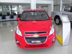 Độc quyền ! Chevrolet Spark 2016 cam kết vay...