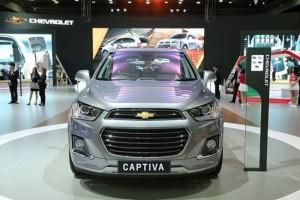 Tin Hot ! Chevrolet Captiva Revv 2016 gọi...