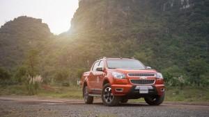 Chevrolet Colorado 2016 nhập khẩu Thái Lan khuyến mãi lớn trong tháng