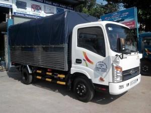 bán xe tải veam vt100 1 tấn đời 2016, veam vt100 1 tấn máy hyundai , mua veam vt100 1 tấn thùng dài 3m4