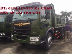 Khuyến mãi lớn khi mua xe ben Dongfeng Trường Giang 9.2 tấn/ 9 TẤN 2/ 9T2/ 9 tấn 2 .