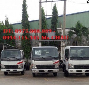Mua trả góp xe tải Mitsu Fuso 1,9 tấn Mitsu 3,5 tấn Mitsu 4,5 tấn Mitsu 5,2 tấn khuyến mãi lớn