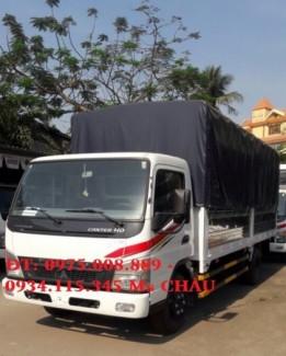 bán   xe tải Mitsubishi 1,9 tấn 3,5 tấn 4,5 tấn 5,2 tấn tại đây giá rẻ nhất trả góp tiền mặt