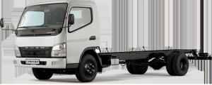 Xe tải Mitsubishi 1.9 tấn,