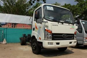Xe tải Veam 5 tấn, Veam VT500 5T, công nghệ nhật bản, Veam VT500 5T thùng dài 6m1