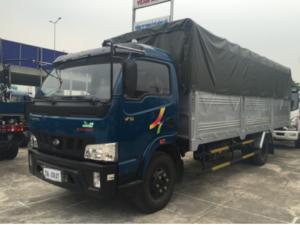 Xe tải veam vt650 6 .5t , veam 6 tấn 5 công nghệ nhật bản , veam vt650 6t5 thùng dài 6m2