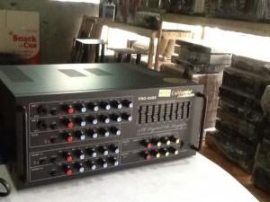 Bán chuyên Ampli Califoria 668E 98/ mới