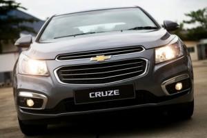 Độc quyền ! Chevrolet Cruze 2016 hỗ trợ vay với Lãi suất thấp và giá tốt nhất Tp.HCM