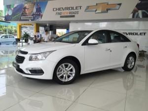 Độc quyền ! Chevrolet Cruze 2016 vay 100% giá...