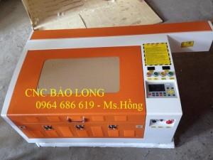 Máy cắt vải laser 6040 kết cấu mới nhất hiện nay tại Hà Nội, TP Hồ Chí Minh