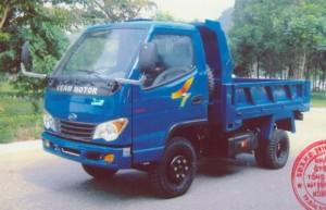 Trọng lượng toàn bộ :3300 kG Kích thước xe : Dài x Rộng x Cao :4280 x 1700 x 2120mm Kích thước lòng thùng hàng (hoặc kích thước bao xi téc) :2330 x 1500 x 350 mm