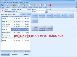 Bán phần mềm bán hàng quản lý thu chi