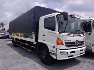 Đại lý xe Hino chính hãng= xe tải Hino 9T4/9.4T/9.4 tấn/9.4 tan trả góp lãi suất ưu đãi nhất.