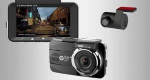 Camera hành trình HP F890g 2 camera (Hot new)