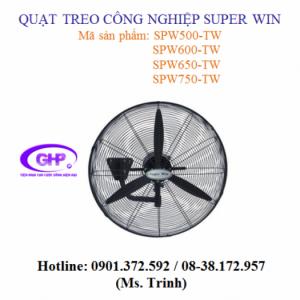 Quạt treo công nghiệp Super Win SPW500-TW