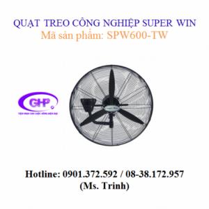Quạt công nghiệp treo Super Win SPW600-TW