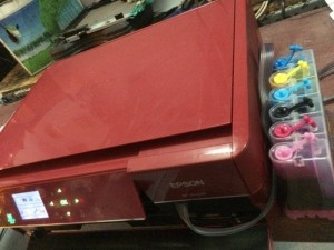 Máy in Epson EP 804AW, máy in phun màu đa chức năng, máy còn mới 99%