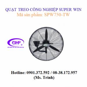 Quạt công nghiệp treo Super Win SPW750-TW