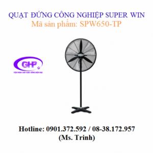 Quạt công nghiệp đứng Super Win SPW650-TP