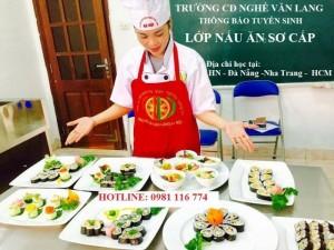 Mở Lớp Nấu Ăn Sơ Cấp
