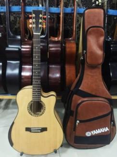 Guitar Hand Made Gỗ Ngoại Nhập Cao Cấp Ttgg-A505