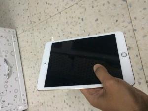 Bán Ipad Mini3 Gold 4G wifi 16Gb