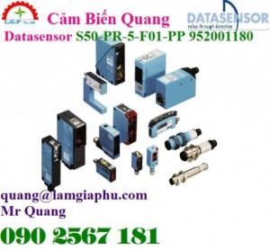 Cảm Biến Quang DataSensor S50-PR-5-F01-PP 952001180 S41