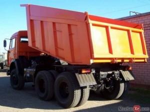 Xe ben kamaz 15 tấn 12 khối, Tổng đại lý bán xe kamaz Ben