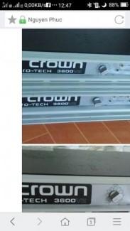 Cần bán 1 cặp main crown
