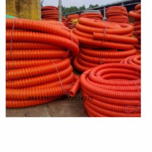 Phân phối ống nhựa gân xoắn HDPE luôn dây điện phi 90/70