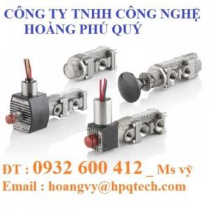 Van khí nén ASCO - Đại lý phân phối độc quyền ASCO tại Việt Nam