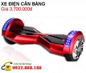 xe hai bánh tự cân bằng
