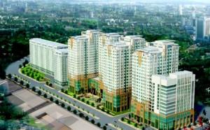 Căn hộ trung sơn thuộc một phần dự án căn hộ saigon mia , từ Căn hộ Trung Sơn chỉ di chuyển 10m bạn đã sở hữu cả vùng tiện ích