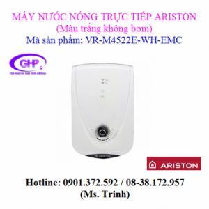 Máy nước nóng trực tiếp Ariston VR-M4522E-WH-EMC