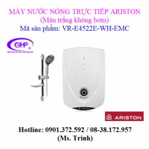 Máy nước nóng trực tiếp Ariston VR-E4522E-WH-EMC màu trắng