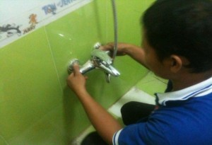 Sửa chữa nước tại Hà Nội chuyên nghiệp cho quý khách