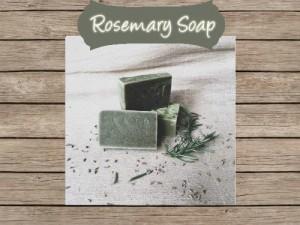 Xà phòng dưỡng da Hương thảo - Rosemary soap