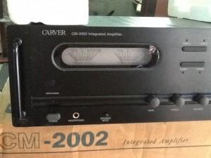 Bán chuyên Ampli Carver 2002 hàng xách tay về ,mới