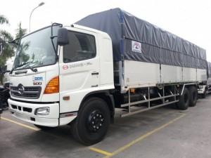Bán xe HinoFL 16 Tấn thùng mui bạt thùng kín rẻ nhất thị trường miền nam