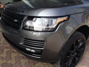 Hàng Hot ! Ranger Rover HSE ( Xám Đá)