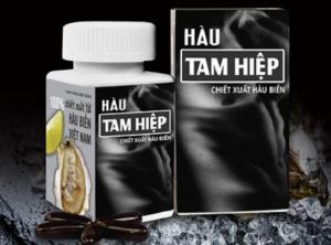 Hàu Tam Hiệp chiết xuất từ Hàu sữa tươi giàu Kẽm và khoáng chất giúp tăng cường sinh lực cho nam giới. Liên hệ:  để được giao hàng tận nơi trên toàn quốc