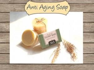 Xà phòng chống lão hóa da - Anti Aging Soap